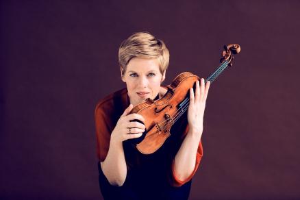 Isabelle Faust, photo credit Felix Bröde