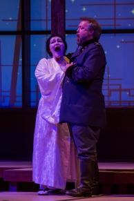 Dina Kuznetsova (Butterfly) and John Pickle (Pinkerton)